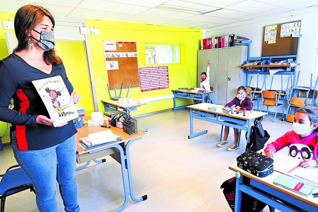 Muchos retos para los profesores en la vuelta a clases después de la pandemia