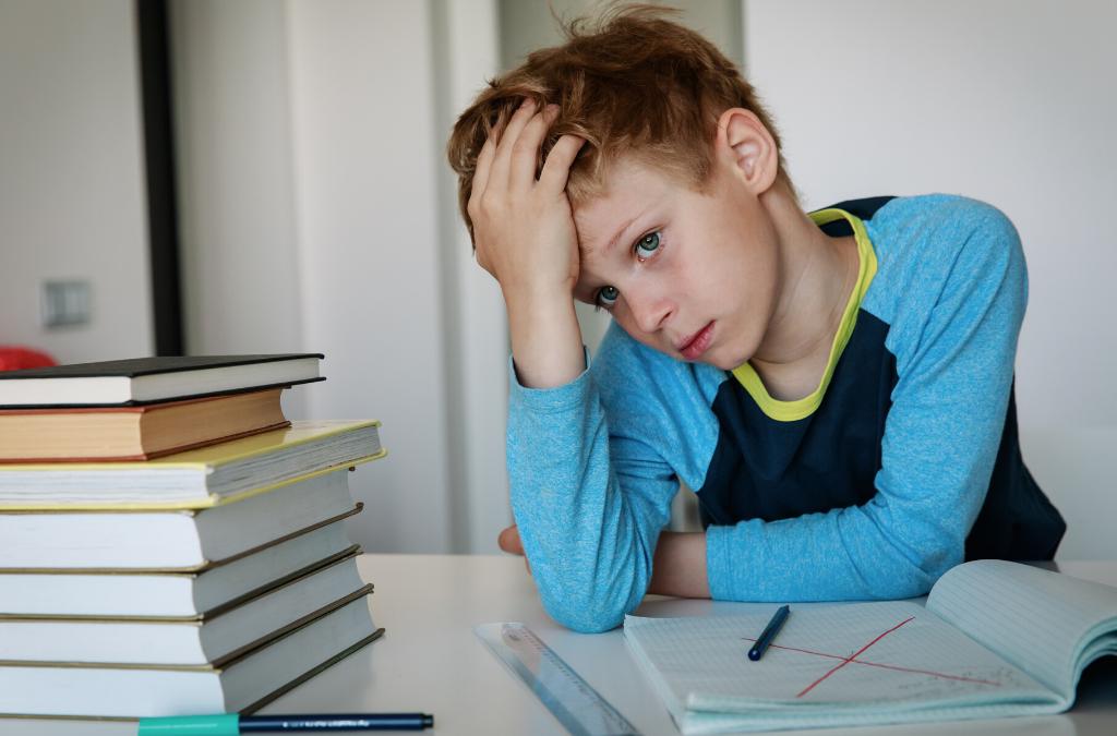 Que hacer si su hijo tiene problemas de aprendizaje